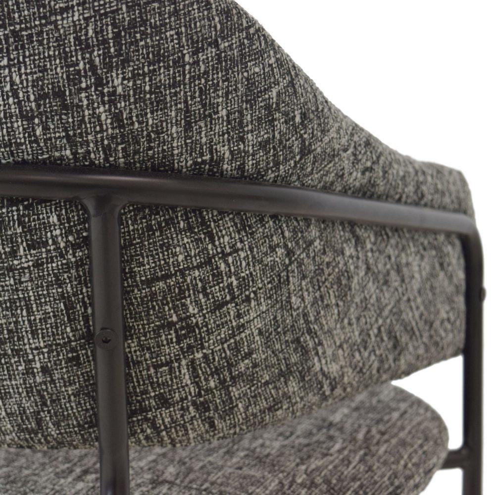 Cadeira Bristol Cinza DETALHE3