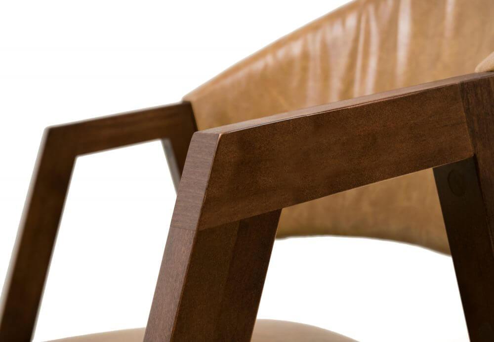 Cadeira Malai detalhe