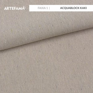 FAIXA 1 - Acquablock Kaki
