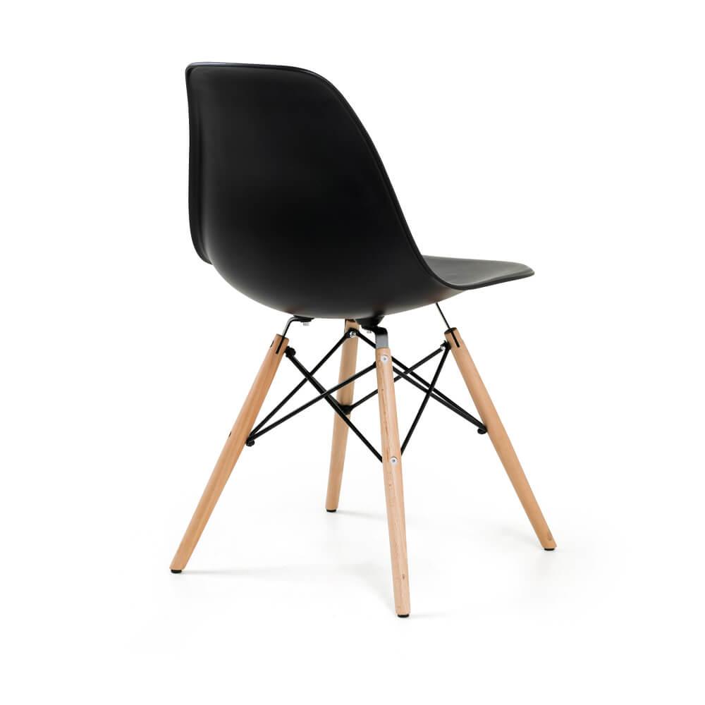 Cadeira Eiffel preta