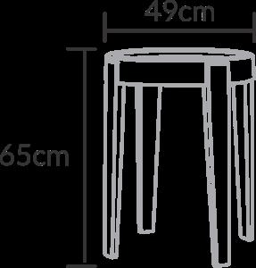 mesa lateral Penha