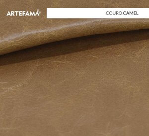 couro camel